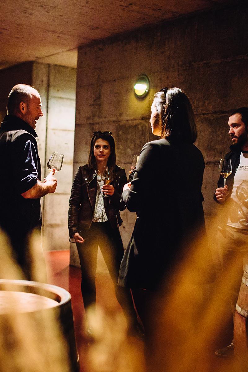 winestronaut wine tour